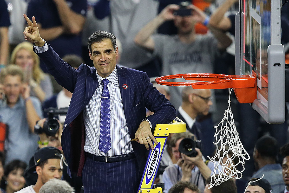 Villanova's Jay Wright: How To Sustain Excellence